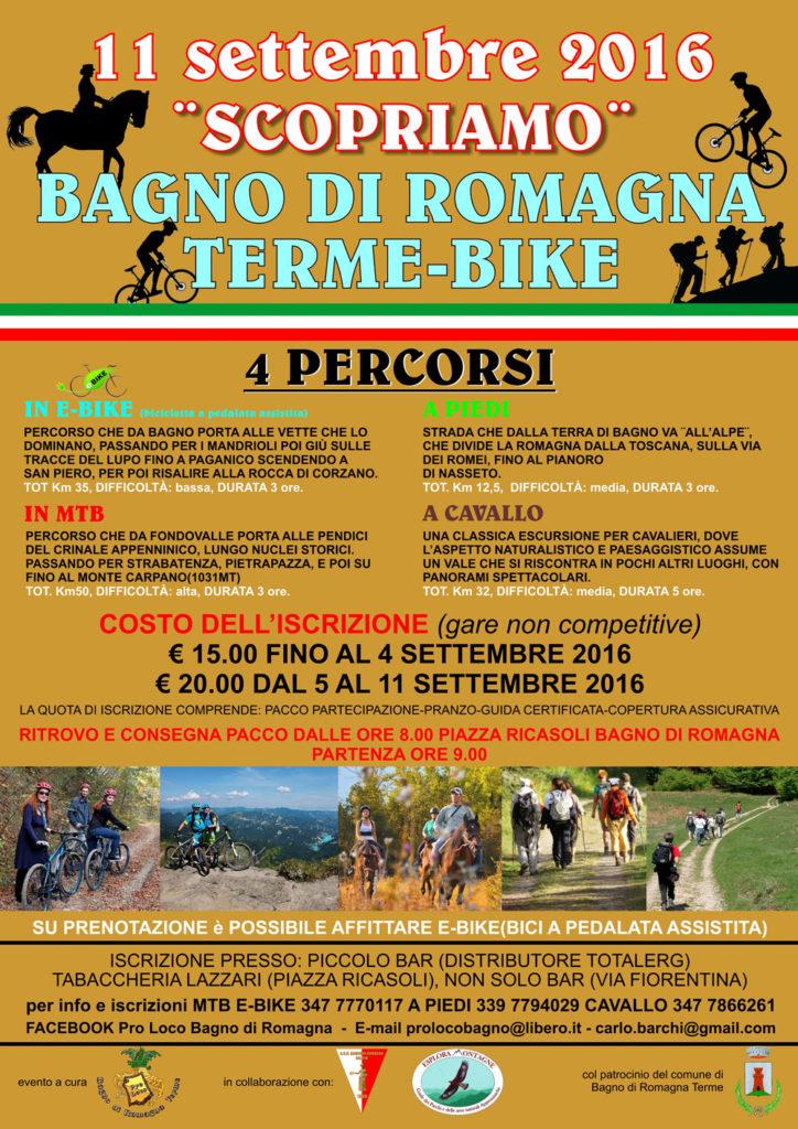Scopriamo bagno di romagna terme bike unpli nazionale - Mtb bagno di romagna ...